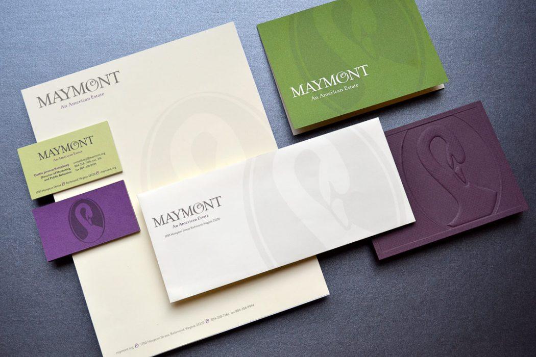 Maymont Identity