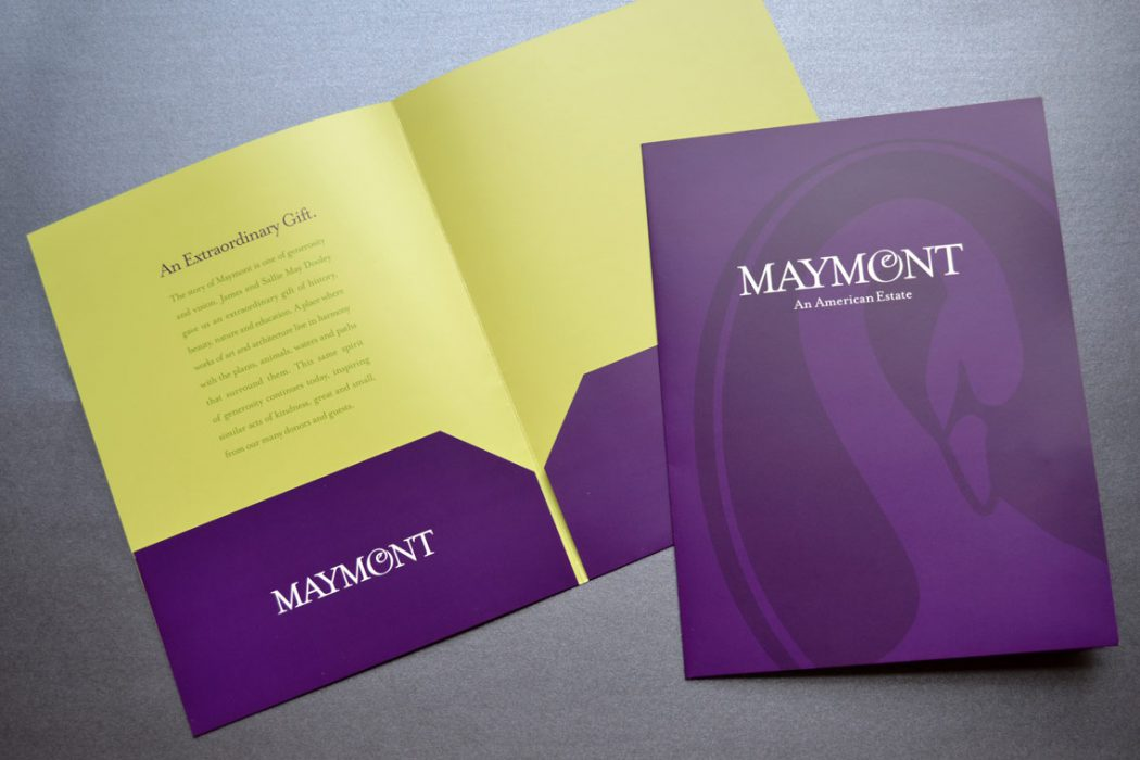 Maymont Pocket Folder