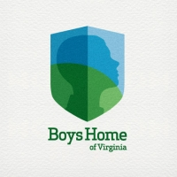 Boys Home Of Virginia Logo Design