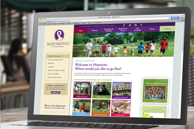 Maymont Website Laptop 3 680x453