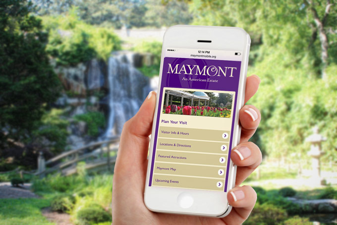 Maymont Mobile Design