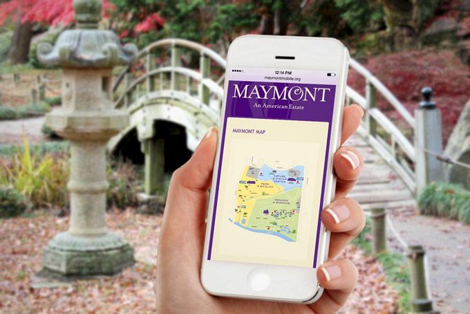 Maymont Mobile design