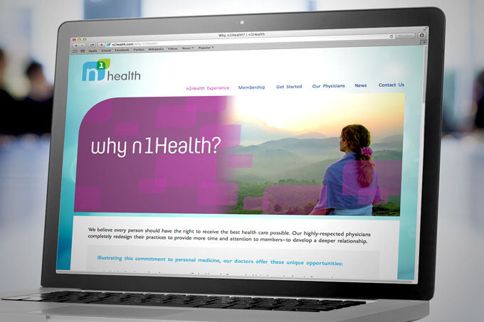 N1health Website