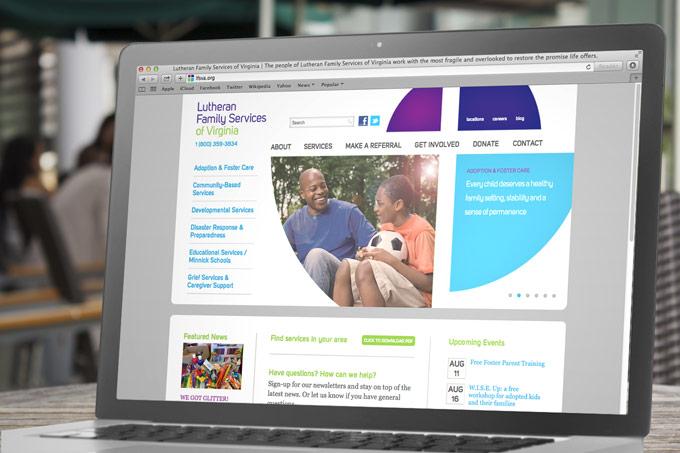 LFSVA Website Design