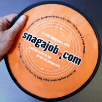 Snag A Job – Frisbee By Mail