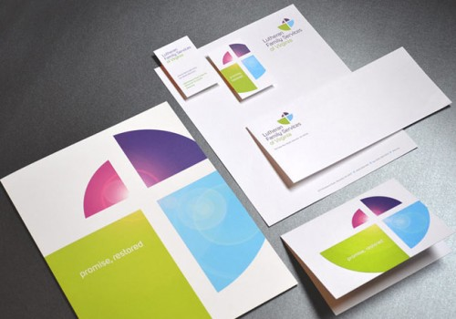 Lutheran Family Services Branding And Website.