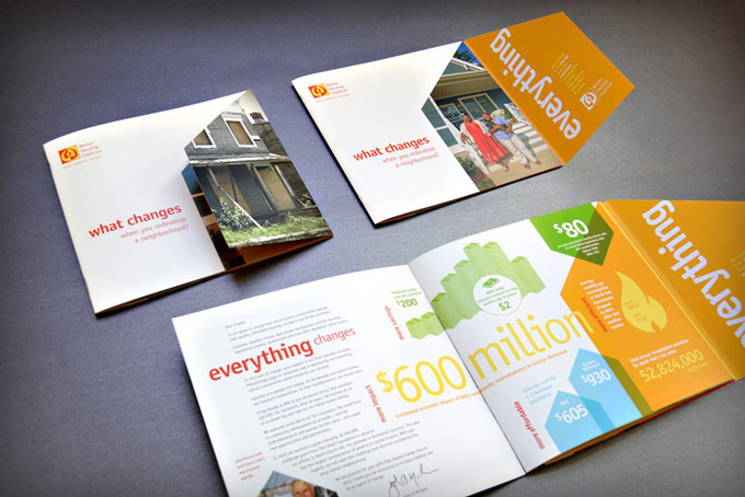 Better Housing Coalition - Annual Report Design