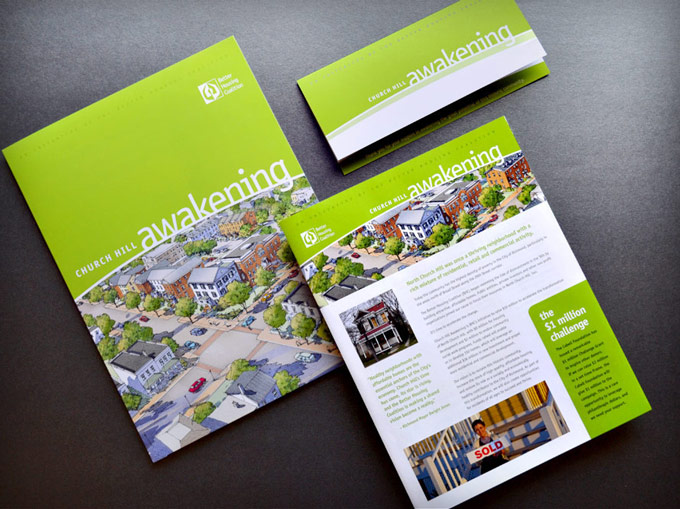 Better Housing Coalition - Brochure Design