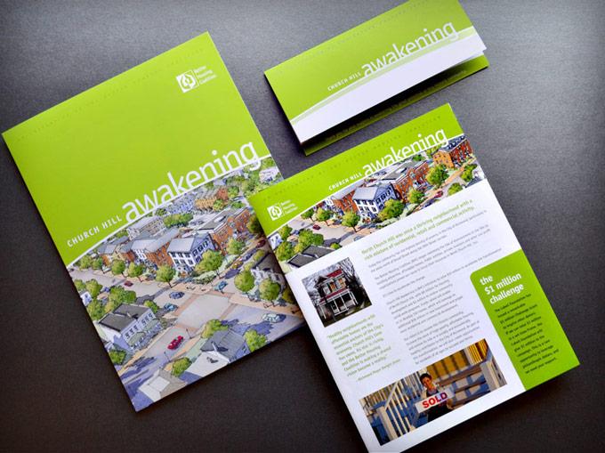 Better Housing Coalition - Brochure Design