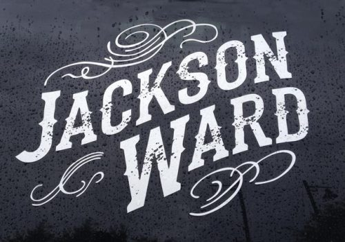 Jackson Ward Logo And Website Design.
