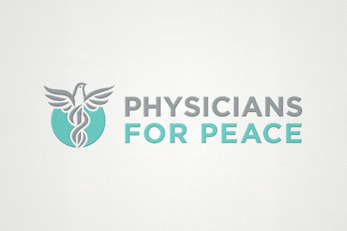 Physicians For Peace - Logo Design
