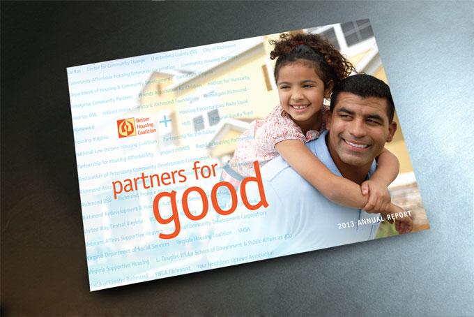 Better Housing Coalition - Annual Report Design
