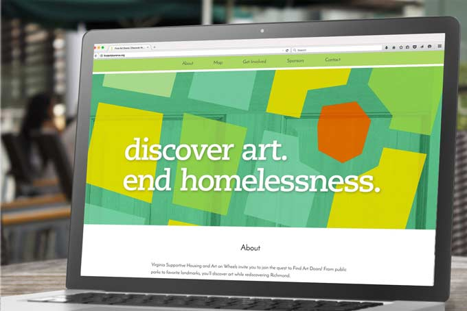 Find Art Doors Responsive Website