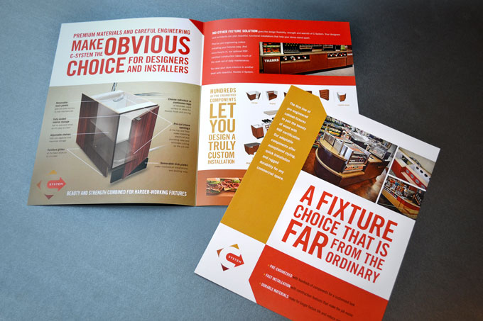 Brochure Cover And Interior