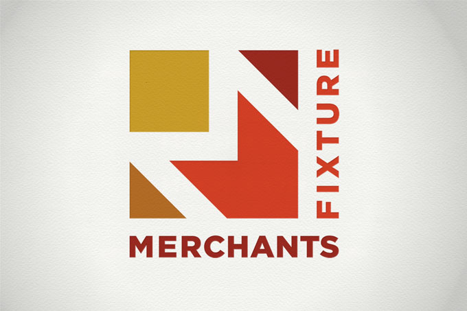 Merchants Fixture brand refresh, website design, communications
