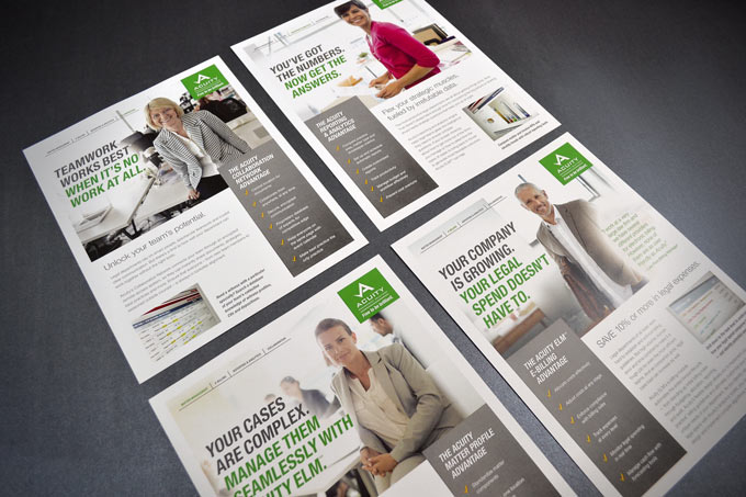 Acuity Print Inserts