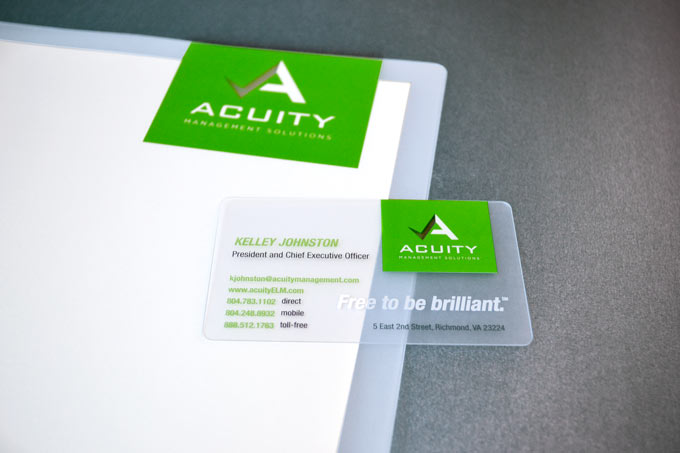 Acuity Business Card