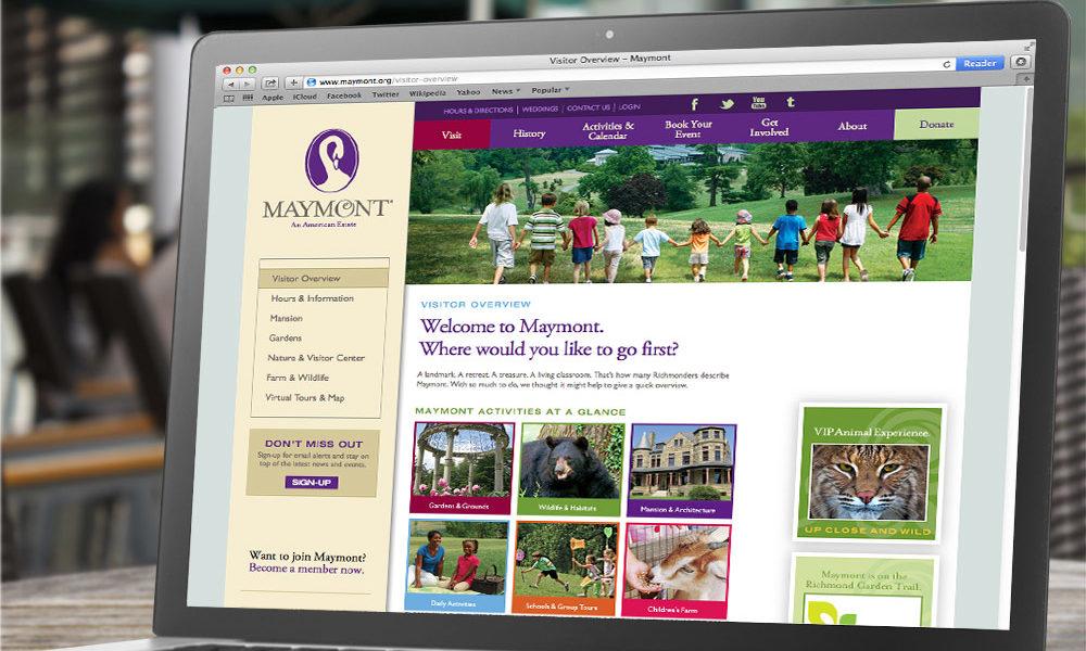maymont-website