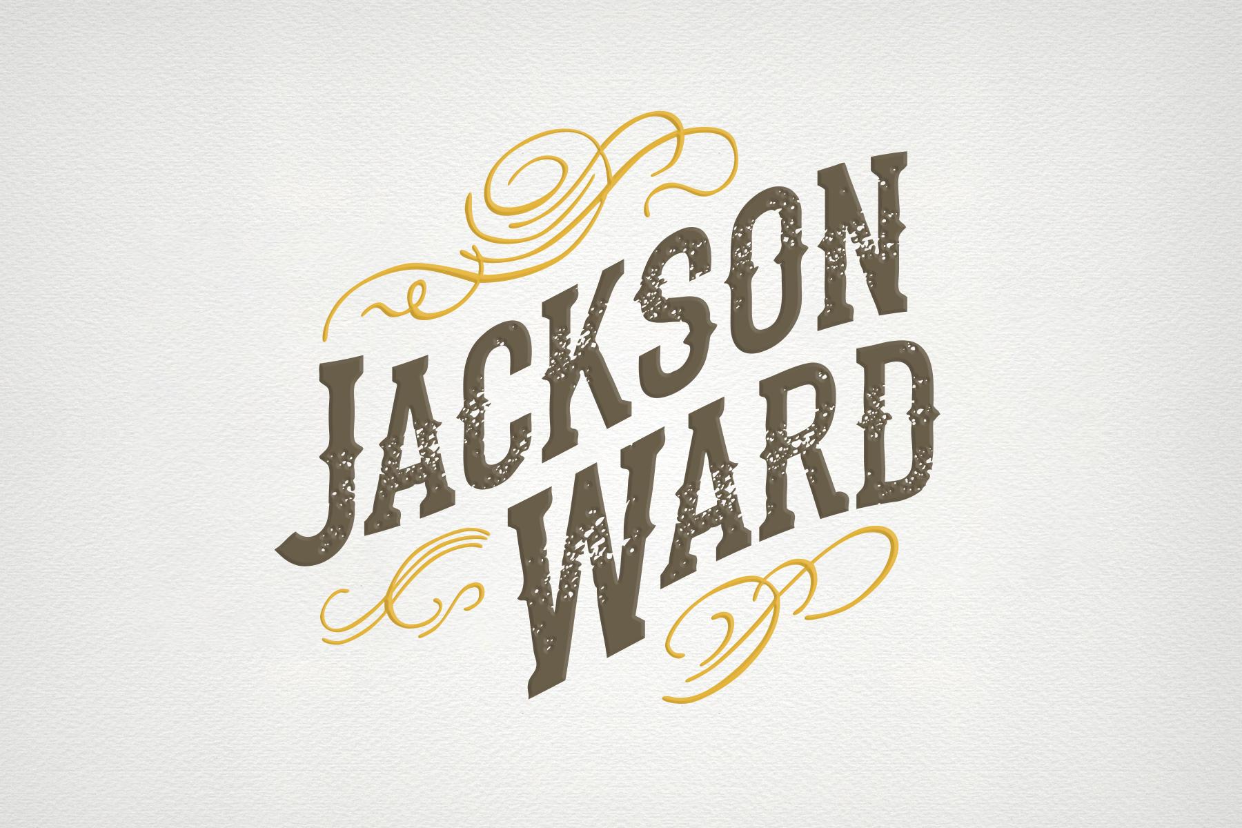 Logos Jackson Ward