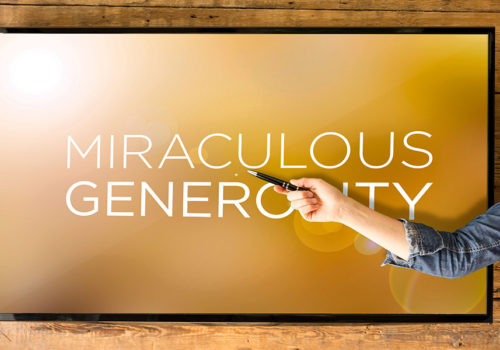 Video Curriculum Unlocks The Generosity Inherent Within Baptist Congregations.
